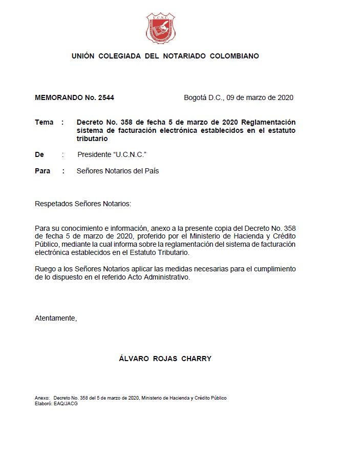 """Colegio de Notarios-UCNC-Notario 37-Unión Colegiada del Notariado Colombiano -""""U.C.N.C."""" -Presidente Notariado Colombiano- Notario-Notarías"""