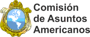 Logo Comisión de Asuntos Americanos