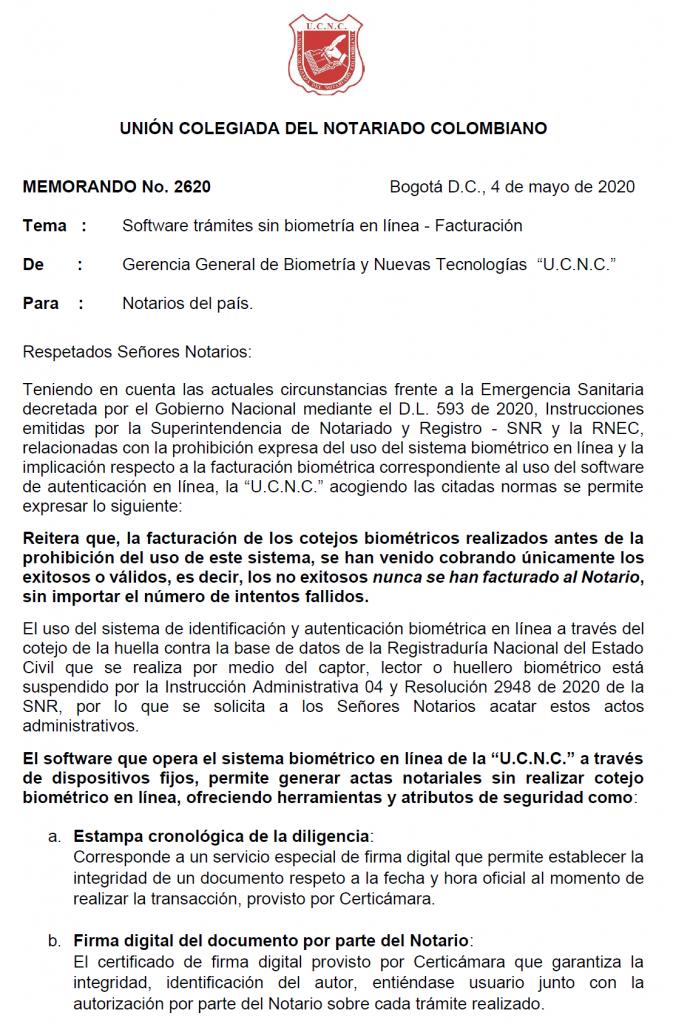 UNIÓN COLEGIADA DEL NOTARIADO COLOMBIANO, ÁLVARO ROJAS, NOTARIO, NOTARÍA, NOTARIADO, UCNC, NOTARÍA 37